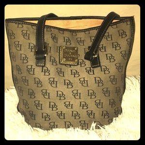 Doonie & Bourke shoulder bag